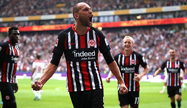Europa League: Wer zeigt / überträgt Eintracht Frankfurt gegen FC Arsenal heute im TV und Livestream?