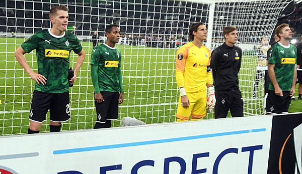 Borussia Mönchengladbach - Wolfsberger AC 0:4: BMG erlebt historisches Europa-League-Desaster