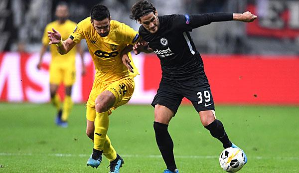 Eintracht Frankfurt Standard Lüttich