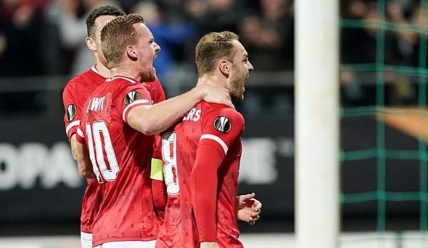 Alkmaar wants the group victory.