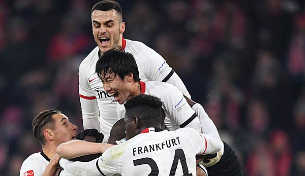 Eintracht wants to build on the last season of the Europa League.