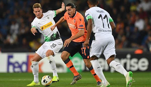 Borussia Mönchengladbach gegen Istanbul Basaksehir: Europa League heute live im TV, Livestream und Liveticker