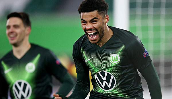 VfL Wolfsburg has qualified for the knockout round of the Europa League.