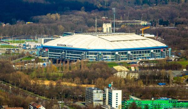 Dans la Veltins-Arena sur Schalke, les matchs du tournoi Final 8 de la Ligue Europa auront lieu.