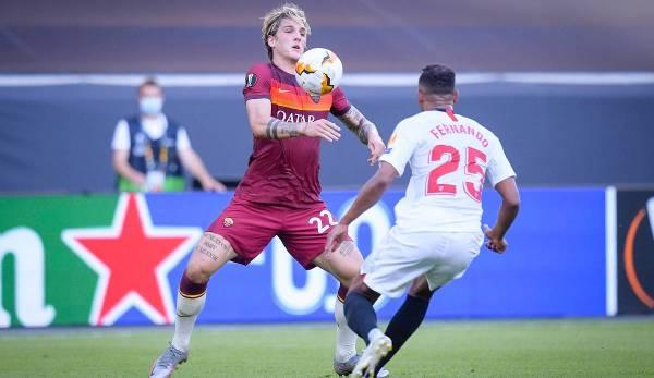 Séville a battu les Romains 2-0
