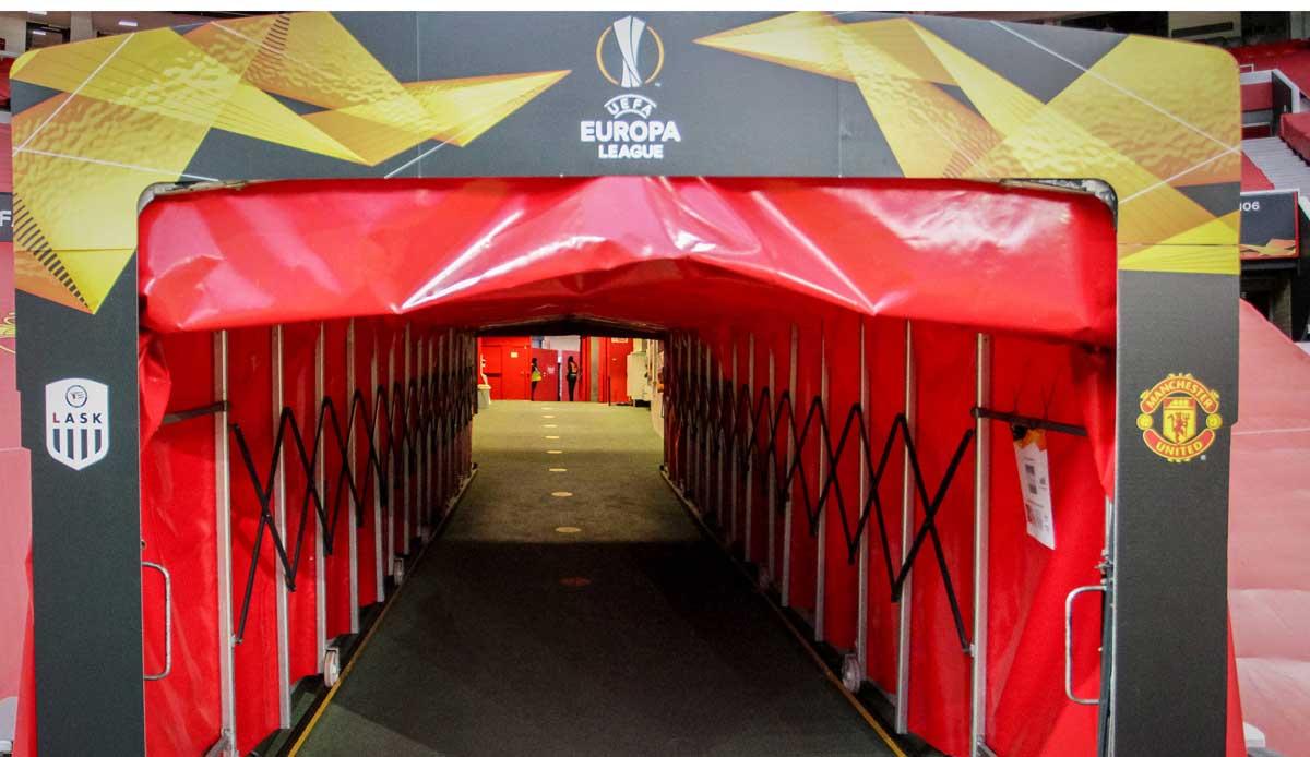 Europa-League-Achtelfinals in der Konferenz heute live im ...