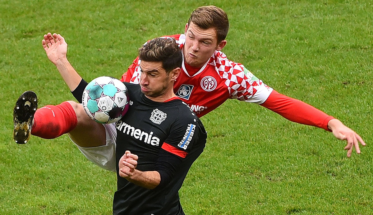Ergebnis Leverkusen Heute
