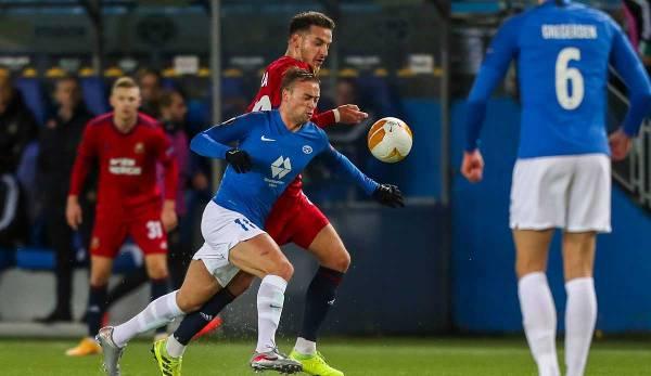 Contre Molde, il y a eu une défaite 0-1 pour le Rapid lors de la deuxième journée de la Ligue Europa.