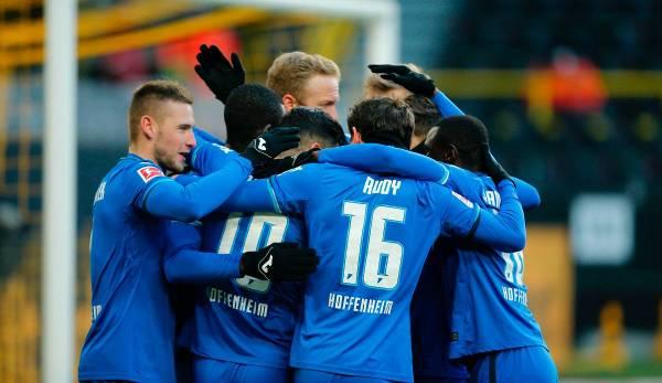 TSG Hoffenheim participe pour la deuxième fois à la Ligue Europa.