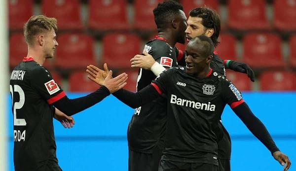 Leverkusen s'est imposé face aux Young Boys Bern.