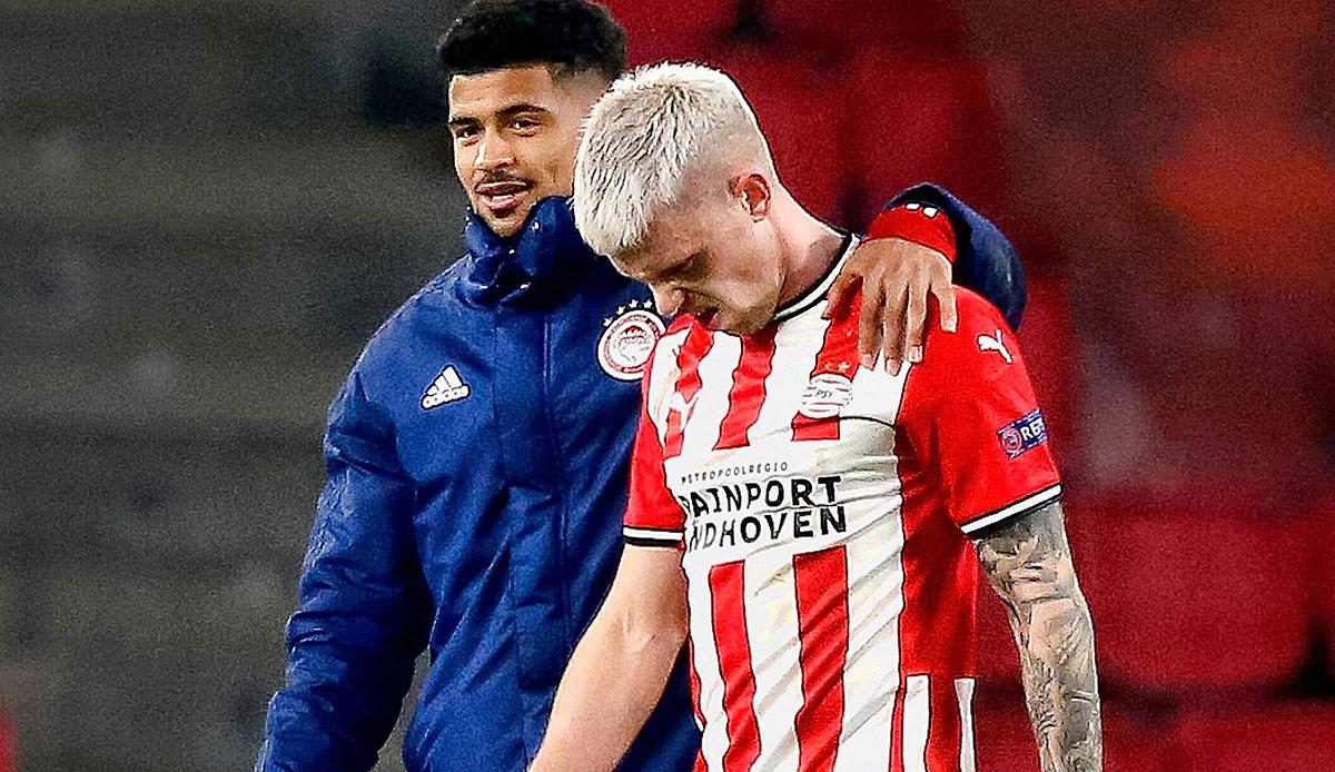 Europa League: Drama um Götze und PSV - Donnarumma rettet Milan - SPOX.com