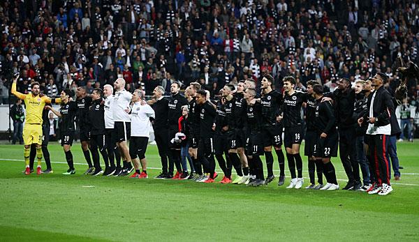 Fussball Frankfurt Lissabon