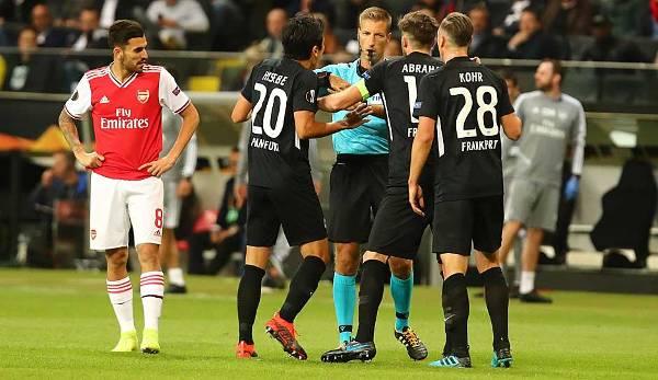 Eintracht Frankfurt In Der Europa League 2 Spieltag