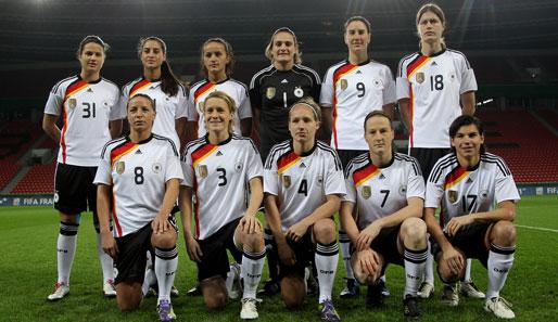 Deutsche Frau