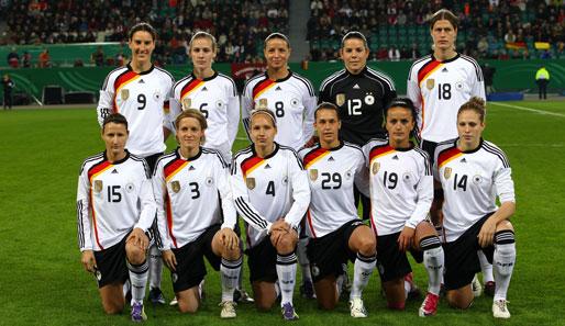 deutschland frauenfußball