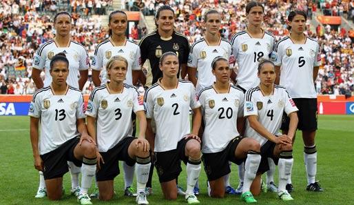 Deutsche Frauenfußball Nationalmannschaft