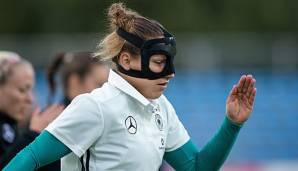 Frauen-Fußball: DFB-Frauen: Peter ersetzt verletzte Marozsan als Spielführerin