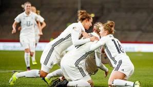 Frauen-Fußball: FIFA-Weltrangliste der Frauen: DFB-Team verliert an Boden