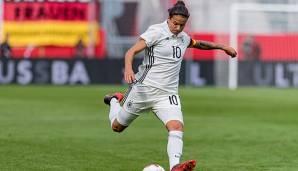 Frauen-Fußball: DFB-Kapitänin Marozsan verlängert bis 2020 in Lyon