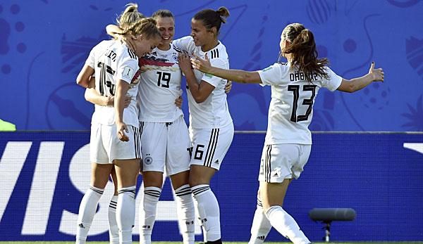 Frauen treffen deutschland