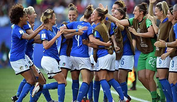Italien Fussbal