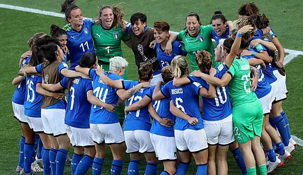 Fußball Italien Heute