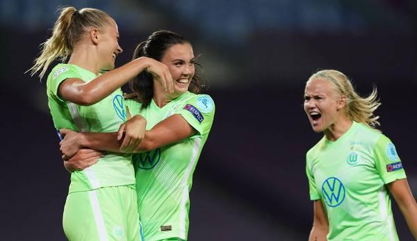 Champions League Frauen Live