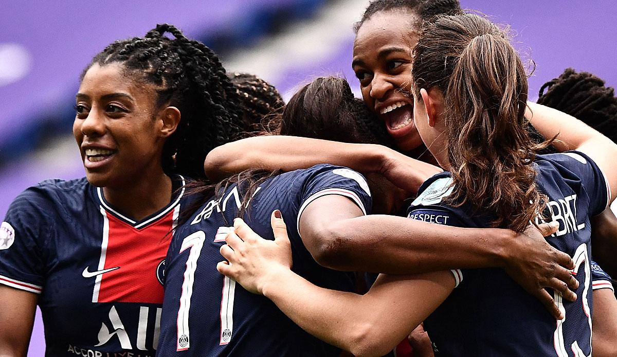 Frauen-Fu-ball-D-britz-und-PSG-schlagen-Lyon-mit-Marozsan