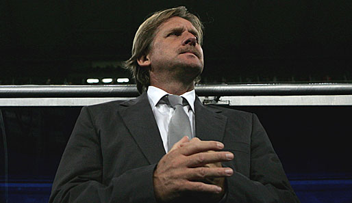 Bernd Schuster, Real Madrid, Trainer