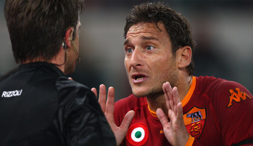 Totti, AS Roma, Serie A