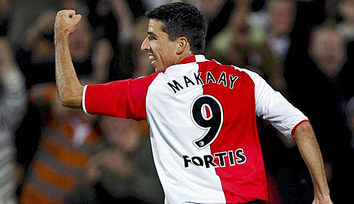 fußball, international, makaay