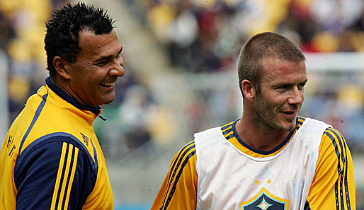 international, la galaxy, gullit, beckham