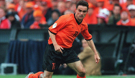 Fußball, International, Marc Overmars