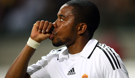 Fußball, International, Real Madrid, Robinho