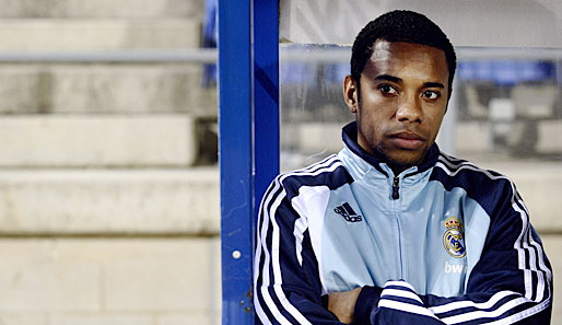 fußball, international, robinho