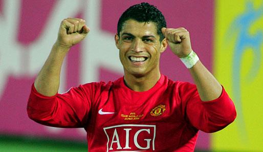 cristiano ronaldo Bilder. Cristiano Ronaldo spielt seit