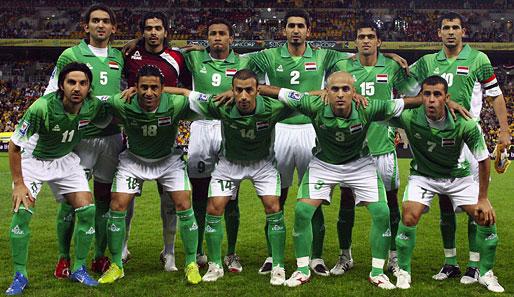 Irakische Nationalmannschaft
