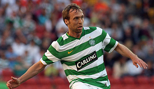Andreas Hinkel wechselte Anfang 2008 zu Celtic Glasgow