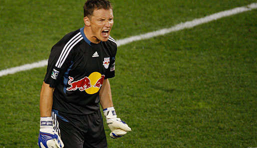Frank Rost hat mit den New York Red Bulls die Playoffs der MLS erreicht