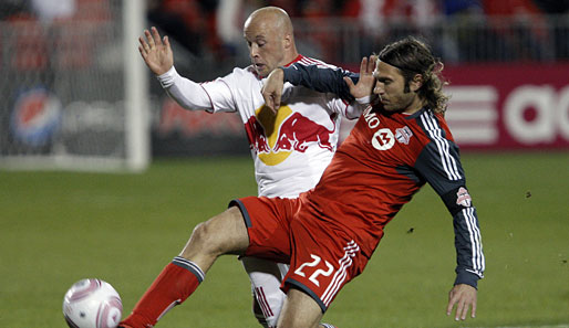 Torsten Frings wechselte 2011 in die Major Soccer League zum Toronto FC