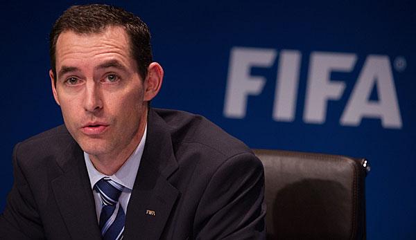 <b>Marco Villiger</b> ist Direktor der FIFA-Rechtsabteilung - marco-villiger-600