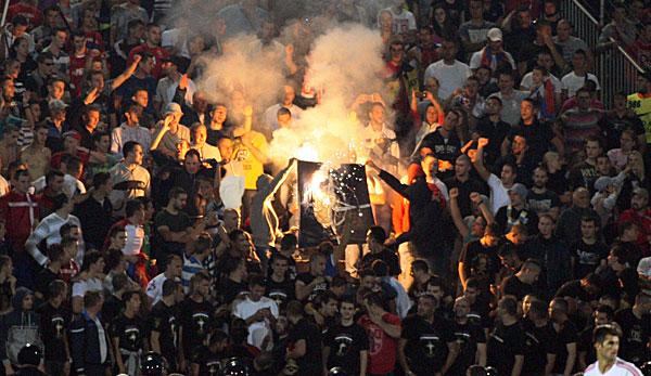 albanische liga