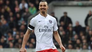Ibrahimovic-Fallrückzieher gegen England: Nominierung für ...