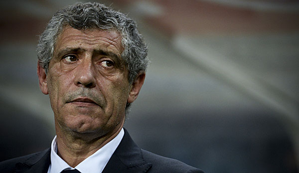Fernando Santos ist seit September 2014 Nationaltrainer von Portugal