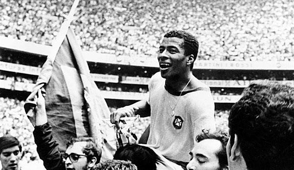 fußball weltmeister 1970