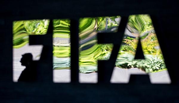 FIFA eine RICO-Organisation