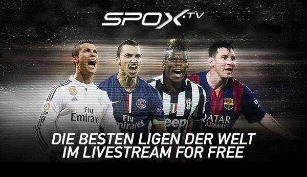 Primera Division Livestream