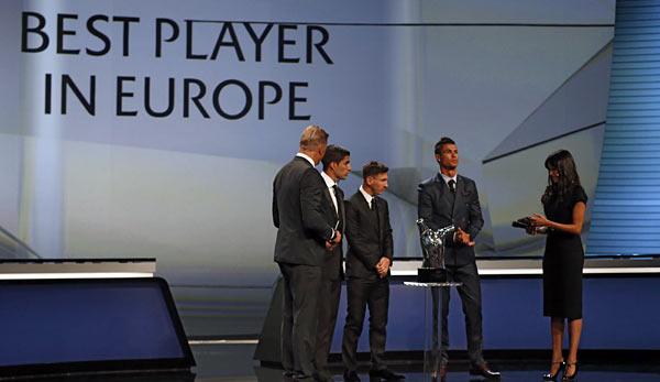 europa fußballer des jahres 2019