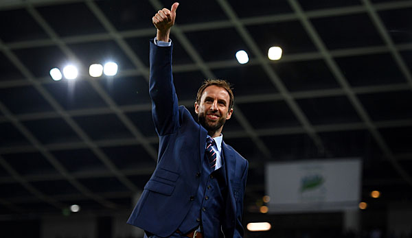 Gareth Southgate soll Nationalcoach Englands bleiben