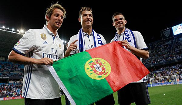 Confed Cup Cristiano Ronaldo Führt Portugals Kader Ins Turnier In